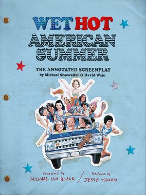 cover image of Wet Hot American Summer