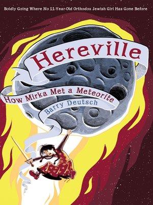 cover image of How Mirka Met a Meteorite