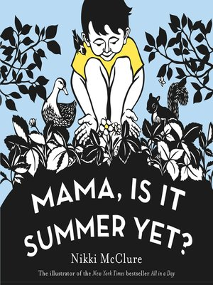 cover image of Mama, Is It Summer Yet?