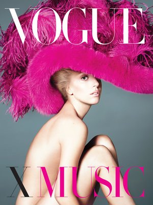 cover image of Vogue x Music