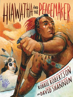 cover image of Hiawatha and the Peacemaker