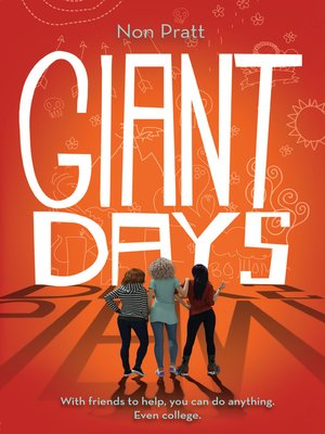 cover image of Giant Days