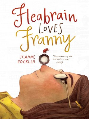 cover image of Fleabrain Loves Franny