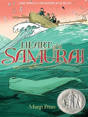 cover image of Heart of a Samurai