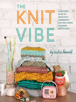 cover image of The Knit Vibe