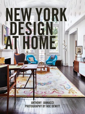 cover image of New York Design at Home