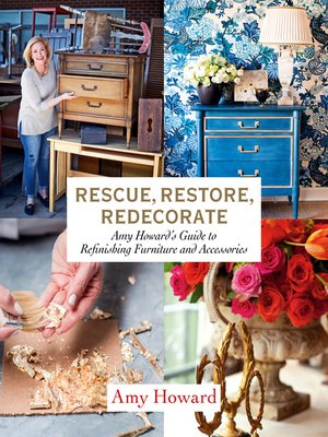 cover image of Rescue, Restore, Redecorate