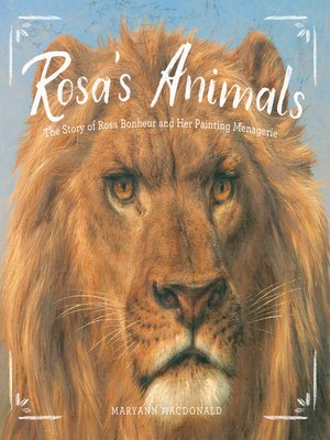 cover image of Rosa's Animals
