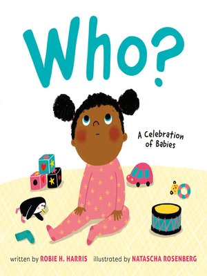 cover image of Who?