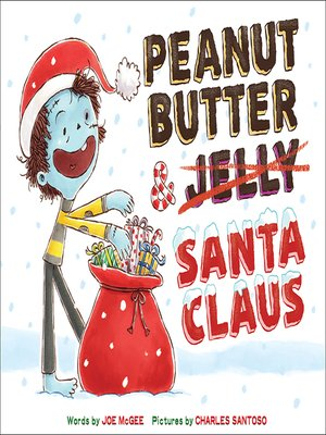 cover image of Peanut Butter & Santa Claus