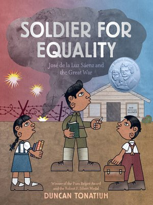 cover image of Soldier for Equality