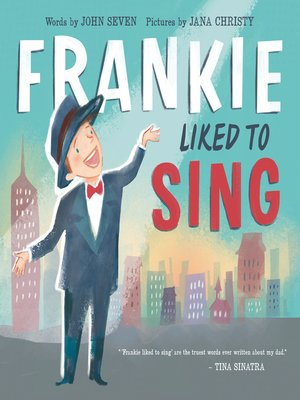 cover image of Frankie Liked to Sing