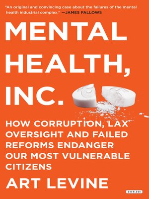 cover image of Mental Health Inc