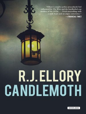cover image of Candlemoth