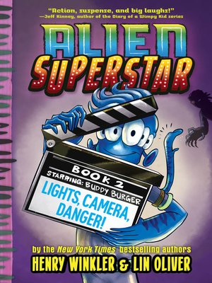 cover image of Lights, Camera, Danger