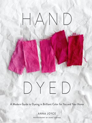 cover image of Hand Dyed