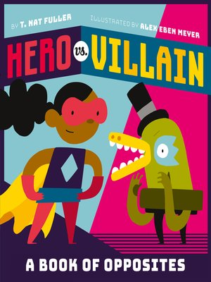 cover image of Hero vs. Villain