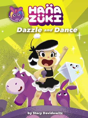cover image of Hanazuki: Dazzle and Dance