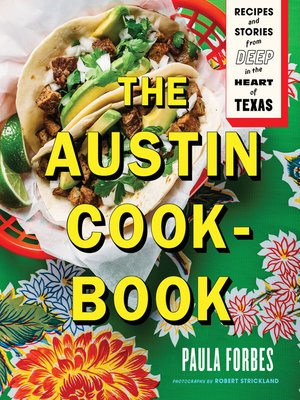 cover image of The Austin Cookbook