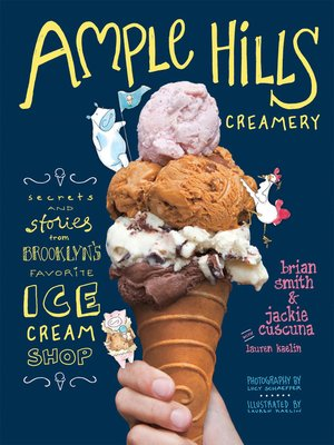 cover image of Ample Hills Creamery