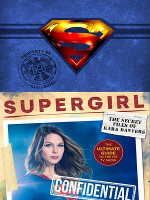 cover image of Supergirl: The Secret Files of Kara Danvers