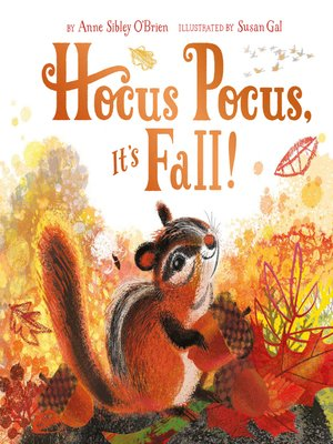 cover image of Hocus Pocus, It's Fall!