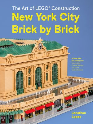 cover image of New York City Brick by Brick