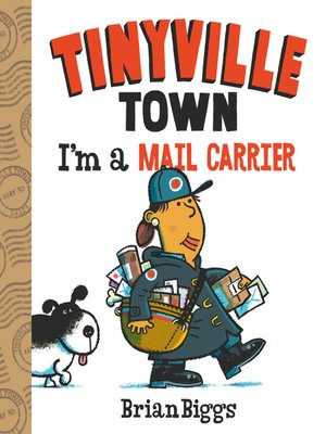 cover image of I'm a Mail Carrier