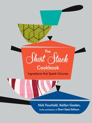 cover image of The Short Stack Cookbook