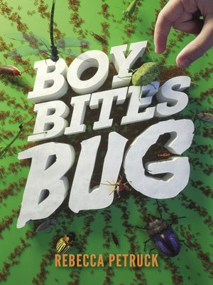 cover image of Boy Bites Bug