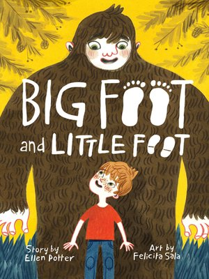 cover image of Big Foot and Little Foot