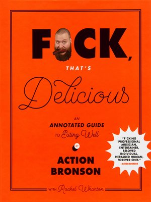 cover image of F*ck, That's Delicious