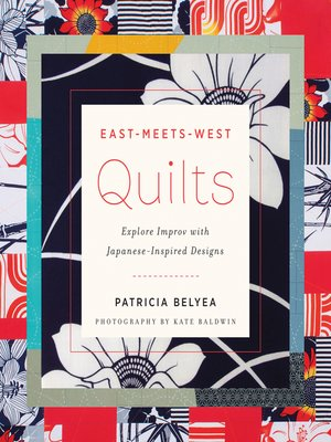 cover image of East-Meets-West Quilts