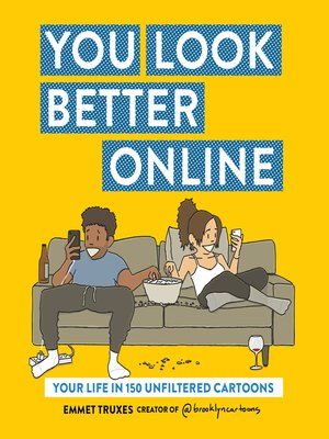 cover image of You Look Better Online
