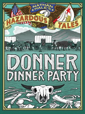 cover image of Donner Dinner Party