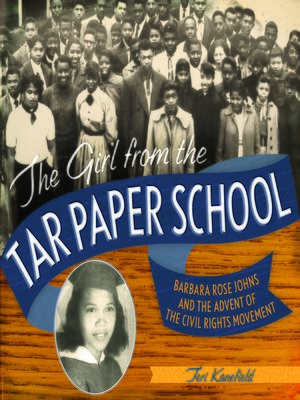 cover image of The Girl from the Tar Paper School
