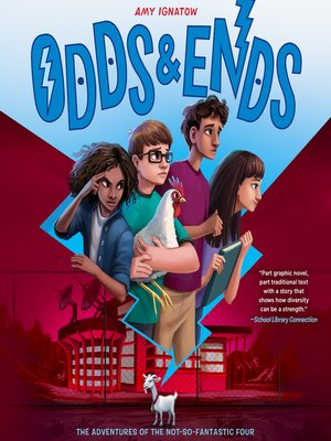 cover image of Odds & Ends