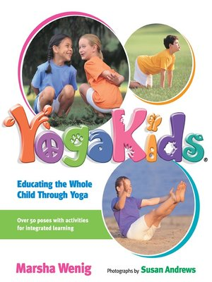 cover image of YogaKids