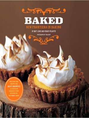 cover image of Baked