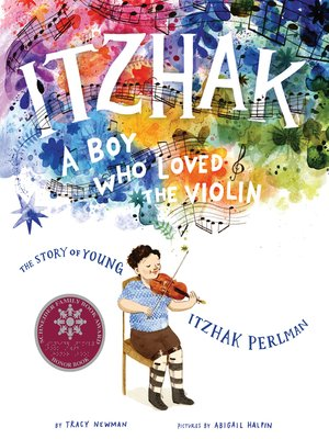 cover image of Itzhak