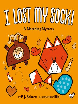 cover image of I Lost My Sock!