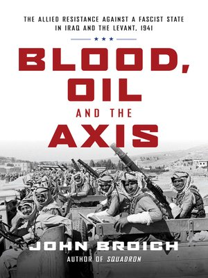 cover image of Blood, Oil and the Axis