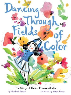 cover image of Dancing Through Fields of Color