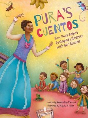 cover image of Pura's Cuentos