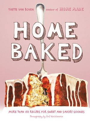 cover image of Home Baked