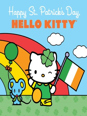 cover image of Happy St. Patrick's Day, Hello Kitty