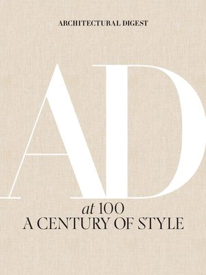 cover image of Architectural Digest at 100