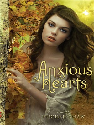 cover image of Anxious Hearts