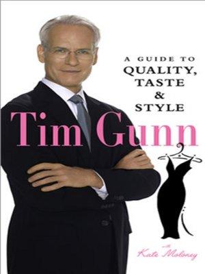 cover image of Tim Gunn