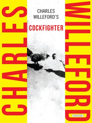 cover image of Cockfighter